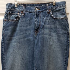 Lucky Brand Boot Cut Zip Fly Jeans 34 x 32